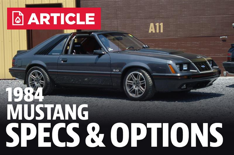 Mustang Specifications E on 1994 Ford Lightning Supercharger