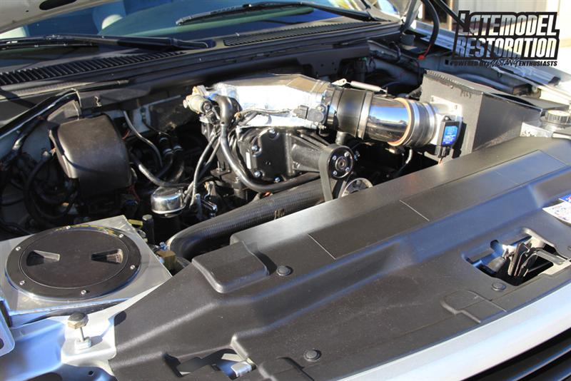 Ford Svt Lightning Supercharger Belt Guide