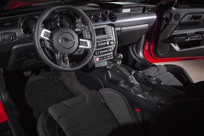 Mustang Interior Parts on 1994 Ford Lightning