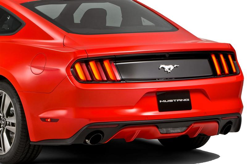 2018 Mustang Gt Cold Air Intake >> 2015-2019 Mustang Rear Bumpers - LMR.com
