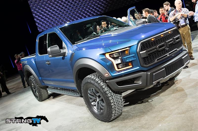 2017 Ford F 150 Raptor Specs And Pictures