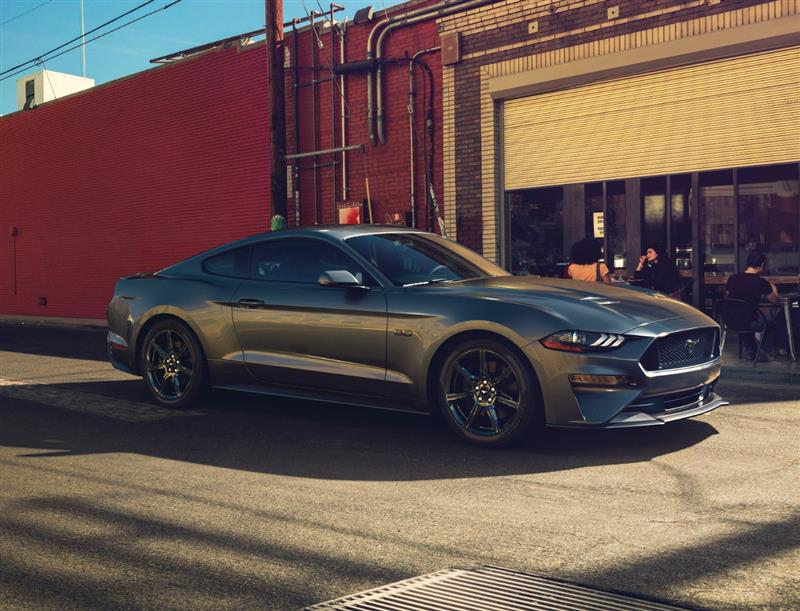 2019 Mustang Magnetic - 2019 Mustang Magnetic