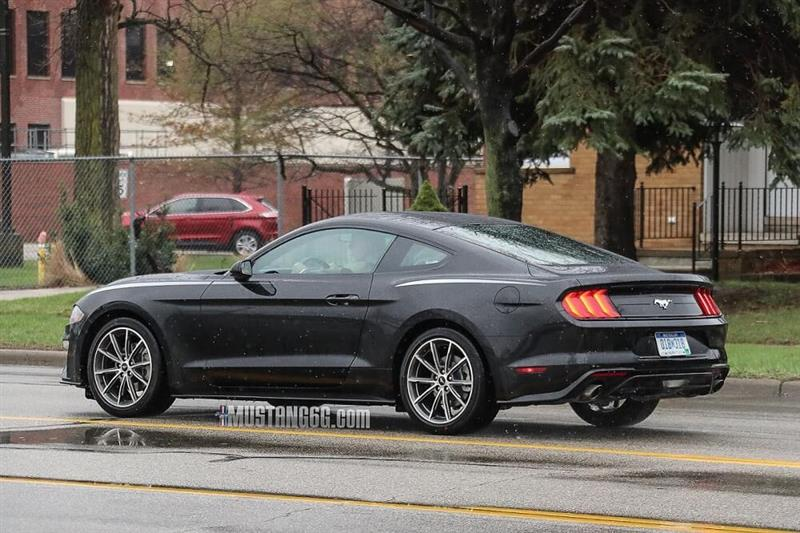 2018 Mustang Shadow Black