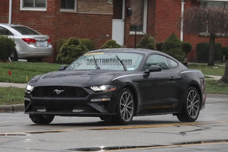 2018 Mustang Shadow Black - 2018 Mustang Shadow Black