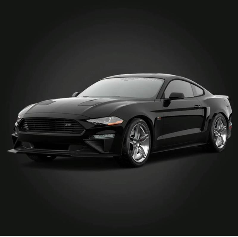 Black 2018 Roush Mustang - Black 2018 Roush Mustang