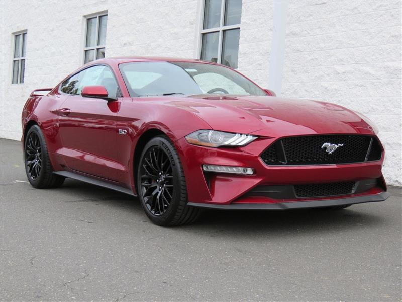 2019 Mustang Colors - Options, Photos, & Color Codes - 2019 Mustang Colors - Options, Photos, & Color Codes