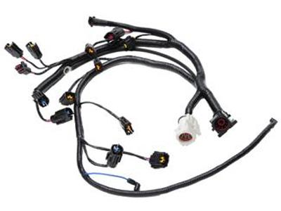 1979 1993 Mustang Wiring Harness Accessories