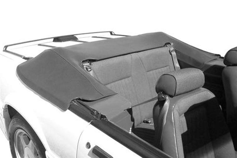 1983 1993 mustang convertible top boot. Black Bedroom Furniture Sets. Home Design Ideas