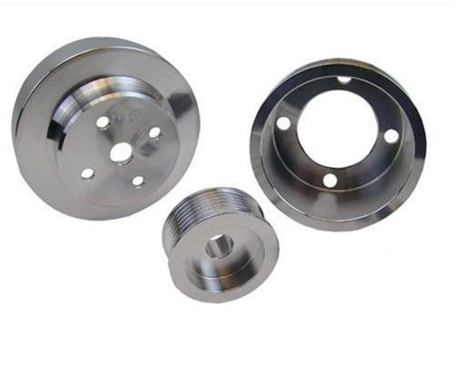 Steeda Mustang Underdrive Pulleys for 2001-04 Ford Mustang GT