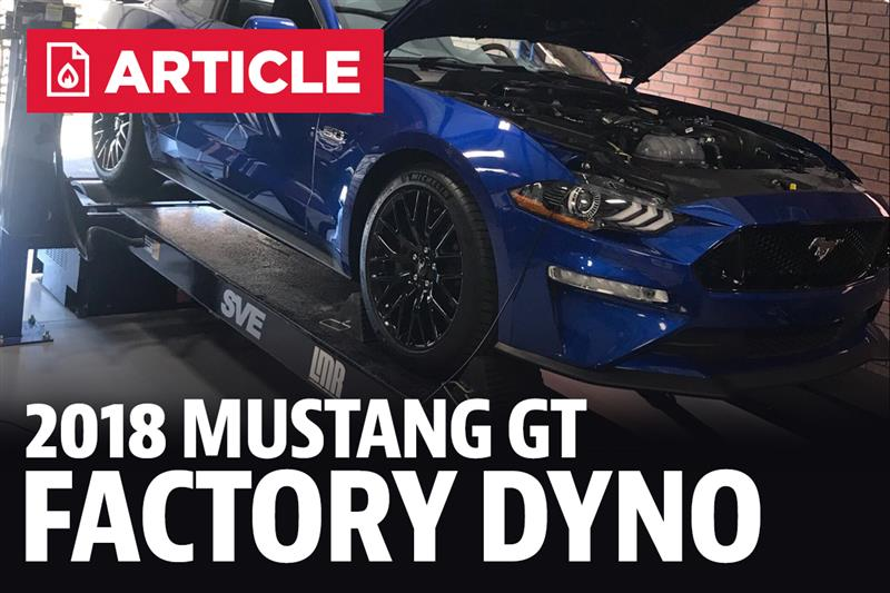 2018 Mustang Gt Cold Air Intake >> First Stock 2018 Mustang GT Dyno Numbers - LMR.com