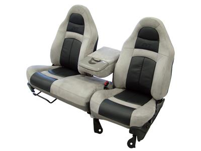 Ford Lightning Seats