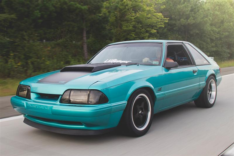 Car Sun Shades For Windshield Fox Body Mustang LX Chin Spoiler Installation - LMR