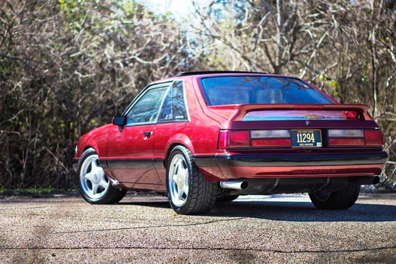 Fox Body Mustang Wheels Fox Body Mustang Tire Guide