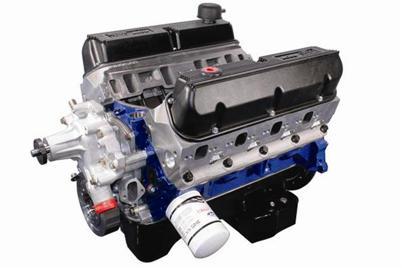 Mustang L L Long Short Block Crate Motor Engine on 1994 Ford Lightning Engine