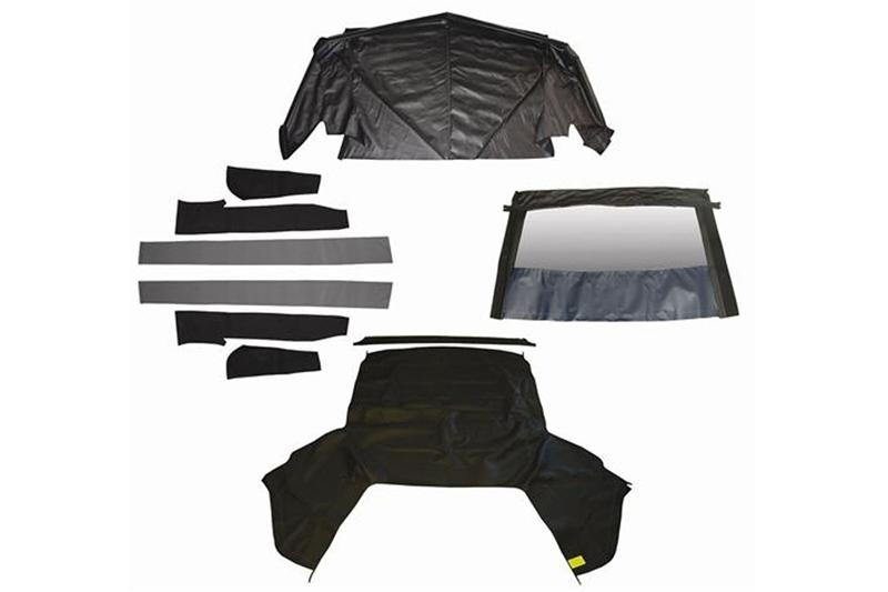 Complete Mustang Convertible Top Replacement Kits Lmr