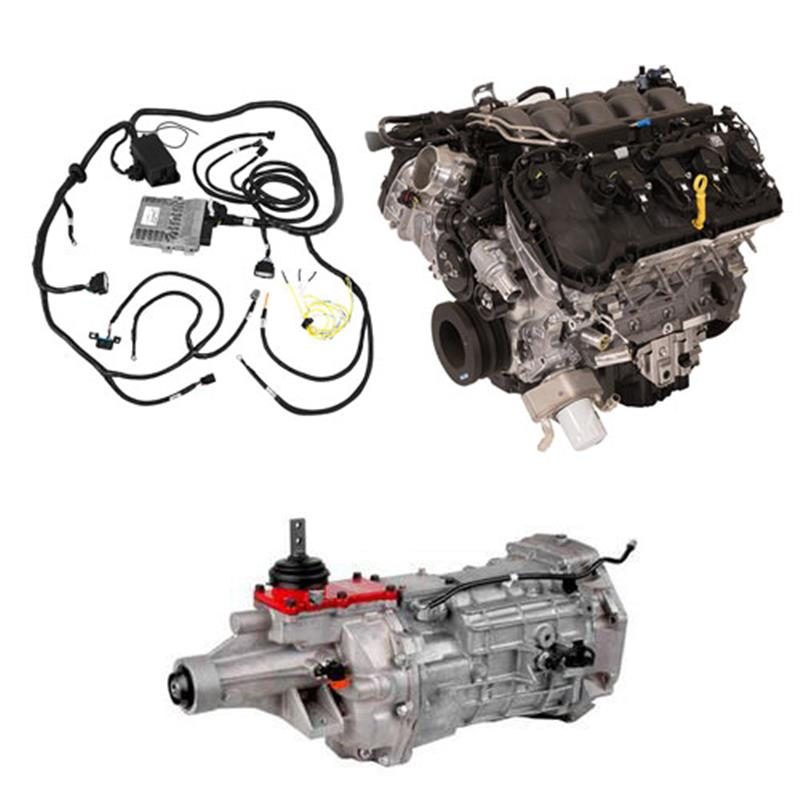 1994-2004 Mustang Coyote Engine Swap Parts - LMR com