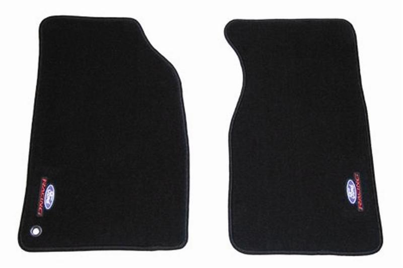 Mustang Ford Racing Amp Ford Performance Floor Mats Lmr