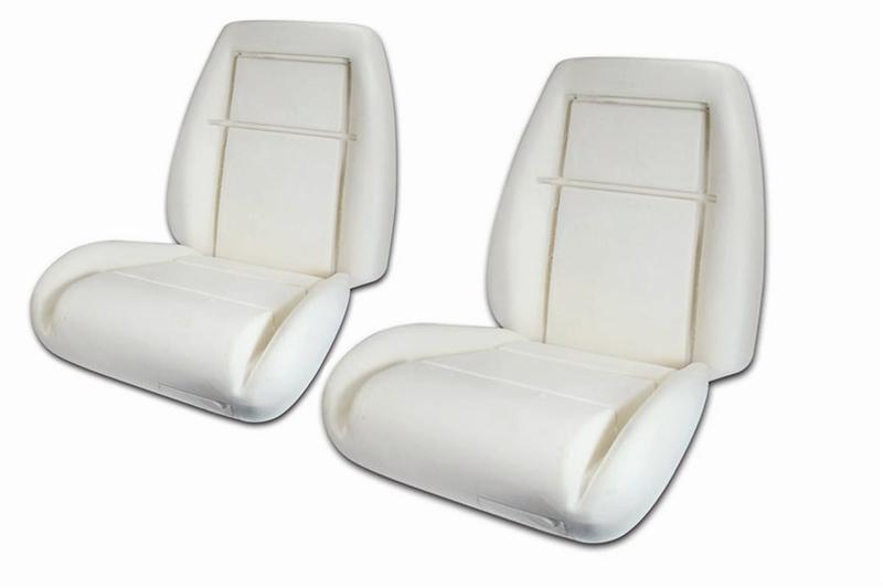 Mustang Seat Foam Replacement   LMR.com