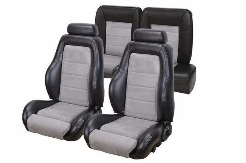 Mustang Seats And Upholstery