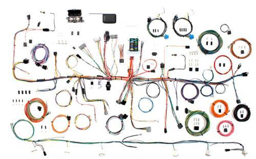 1979 93 fox body mustang wiring harness lmr com lmr rh lmr com 1967 Mustang Instrument Panel Wiring Diagram 79 mustang wiring diagram